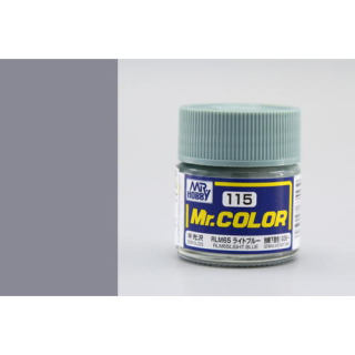 C115 Mr.Color RLM65 Light Blue Semigloss 10 ml