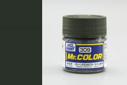 C309 Mr.Color FS34079 Green (USAF F-4; F-100) Semigloss 10 ml
