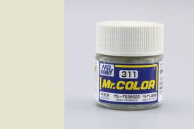 C311 Mr.Color FS36622 Grey (USAF F-4; F-100) Semigloss 10 ml