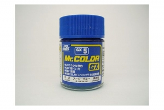 GX5 Blue Gloss 18 ml