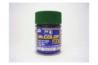 GX6 Green Gloss 18 ml
