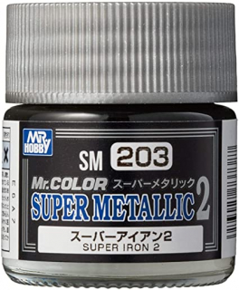 SM203 - Super Iron II