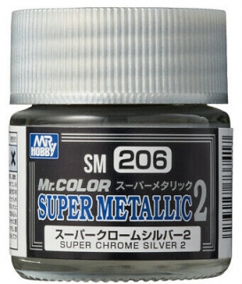 SM206 - Super Chrome Silver II