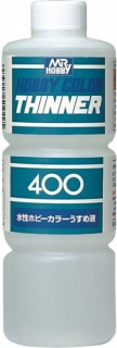 Riedidlo Mr. Aqueous Hobby Color Thinner 400 ml