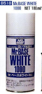 Mr.Base White 1000; 180 ml
