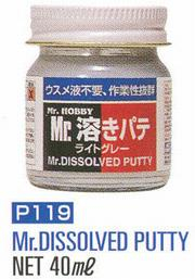 Mr.Dissolved Putty 40 ml