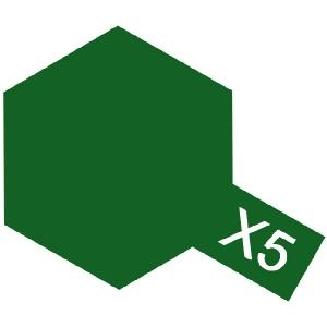 X-5 - Green acryl mini 10 ml