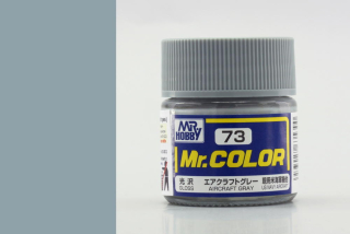 C73 Mr.Color Aircraft Gray (US NAVY); gloss 10 ml