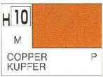 H10 Copper Metallic 10 ml