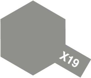 X-19 - Smoke acryl mini 10 ml