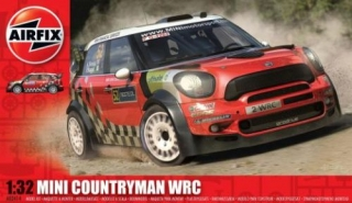 MINI Countryman WRC; 1:32