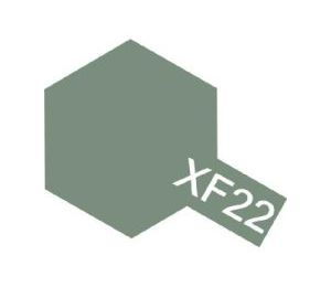 XF-22 - RLM Grey acryl mini 10 ml