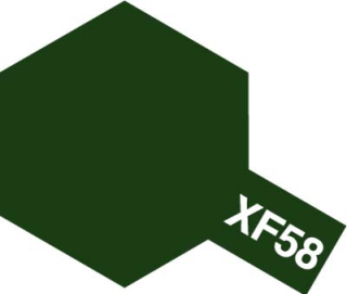 XF-58 - Olive Green acryl mini 10 ml