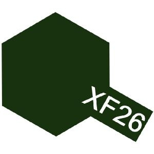 XF-26 - Deep Green acryl mini 10 ml