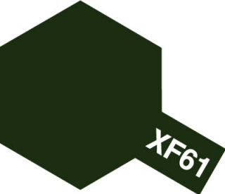 XF-61 - Dark Green acryl mini 10 ml