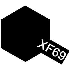 XF-69 - NATO Black acryl mini 10 ml