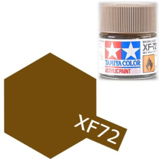 XF-72 - Brown (JGSDF) acryl mini 10 ml