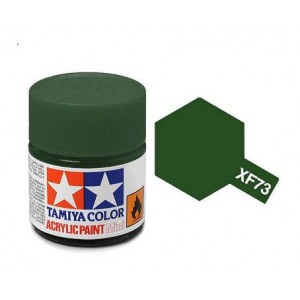 XF-73 - Dark Green (JGSDF) acryl mini 10 ml