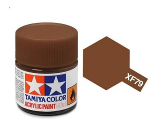 XF-79 - Linoleum Deck Brown acryl mini 10 ml