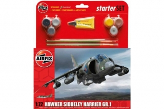 Hawker Siddeley HARRIER GR.1; Starter SET