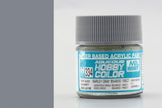 H334 Barley Grey BS4800/18B21 Semigloss 10 ml