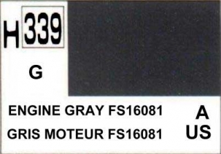 H339 Engine Gray Gloss 10 ml