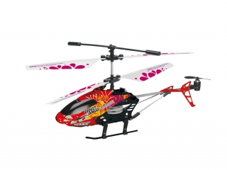 RC Helicopter Violet Angel; RTF 2,4 GHz