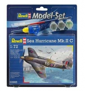 Sea Hurricane Mk.II C Model Set; 1:72