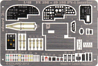 PV-1 Interior S.A. Revell; 1:48