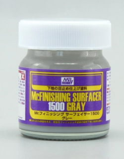 Mr.Finishing Surfacer 1500 Grey; 40 ml