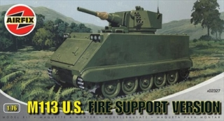 M113 U.S. Fire Support; 1:76