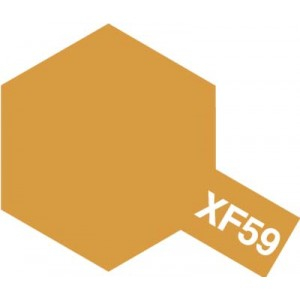 XF-59 - Flat Desert Yellow acryl 23 ml