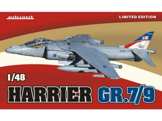 Harrier GR.7/9; Limited Edition 1:48