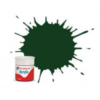 3 - Brunswick Green Gloss Acrylic 14 ml