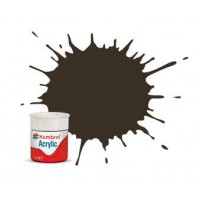 10 - Service Brown Gloss Acrylic 14 ml