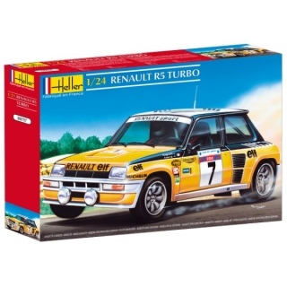 Renault 5 Turbo; 1:24