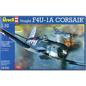 Vought F4U-1A Corsair; 1:32