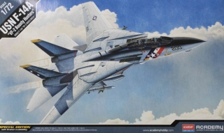 "F-14A US Navy ""VF-2 Bounty Hunters""; 1:72"