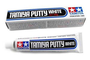 Tmel Tamiya Putty White; 32g