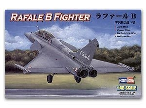 Rafale B Fighter; 1:48