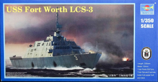 USS Fort Worth LCS-3; 1:350