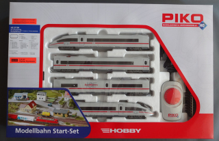 PIKO Start-Set ICE 3 City Expres; H0