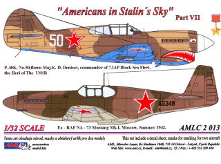 "Dekály a Masky ""Americans in Stalin´s Sky"" Part VII; 2 ks; 1:32"