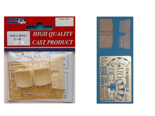 Curtiss P-40/P-40B/P-40C Conversion set; 1:48