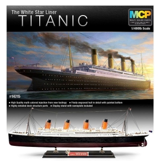 Titanic The White Star Line; 1:400