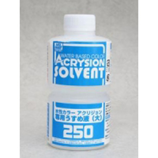 Riedidlo Mr. Acrysion Solvent 250 ml