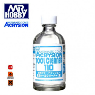 Čistič Mr. Acrysion Tool Cleaner 110 ml