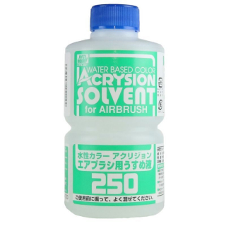 Riedidlo Mr. Acrysion Solvent for Airbrush 250 ml