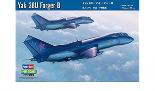 Yak-38U Forger B; 1:48