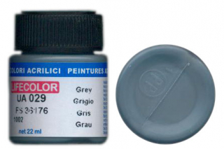 UA 030 Dark Grey mimetic; acrylic 22 ml